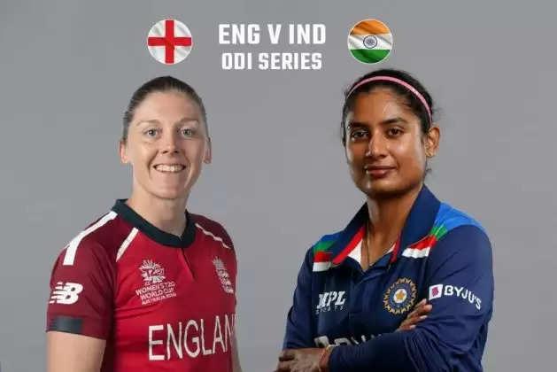 Eng-W vs Ind-W ODI series: इंग्लैंड ने भारत के खिलाफ आगामी एकदिवसीय श्रृंखला के लिए 16 सदस्यीय टीम की घोषणा की