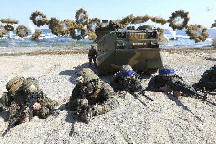 South Korea शुरू करेगा वार्षिक सैन्य अभ्यास